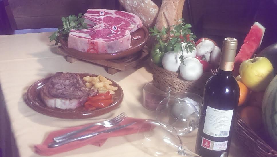 Carne de Ávila en Las Catas del Arcón