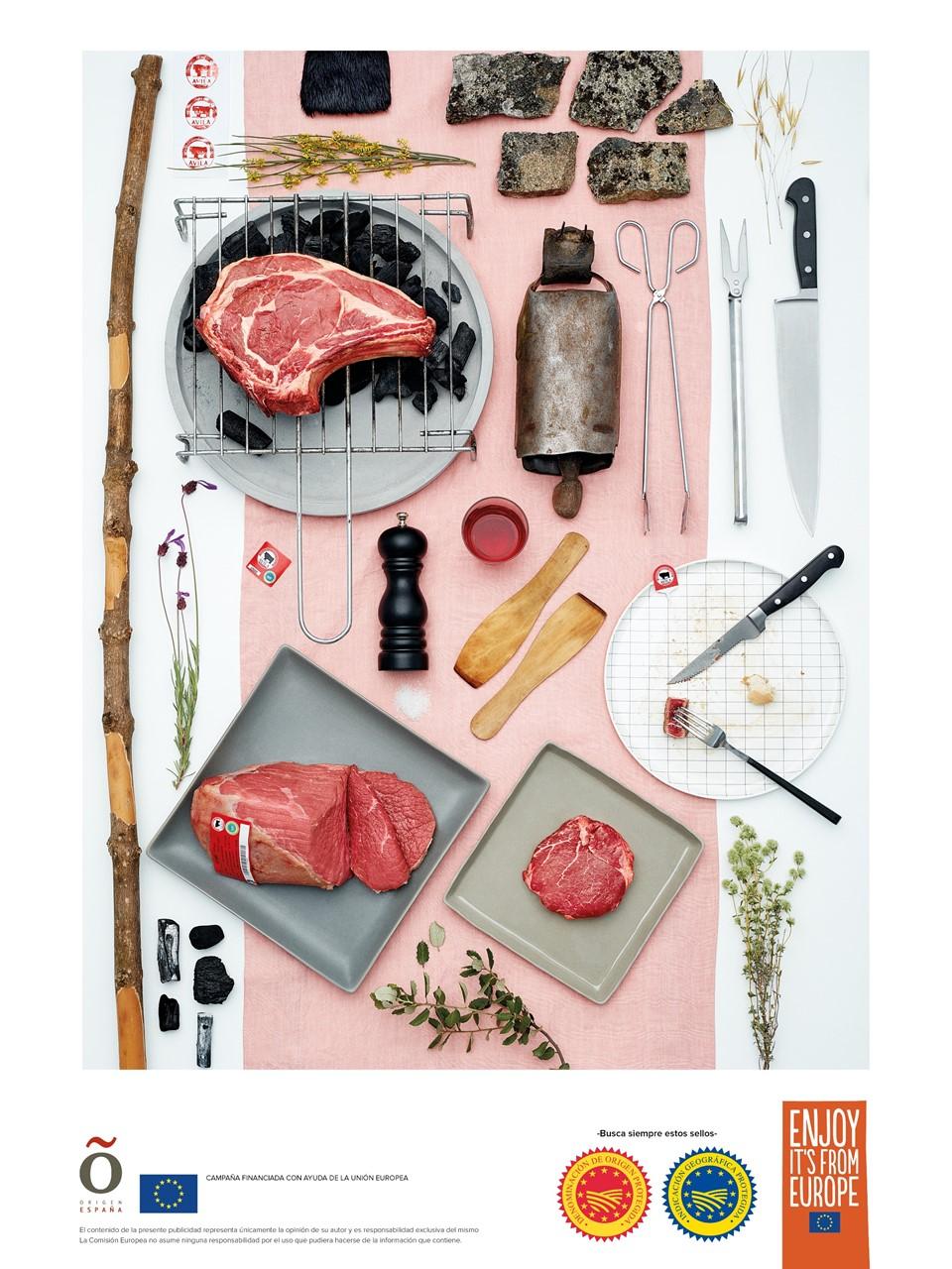 Historias en tu mesa OE - IGP Carne de Ávila